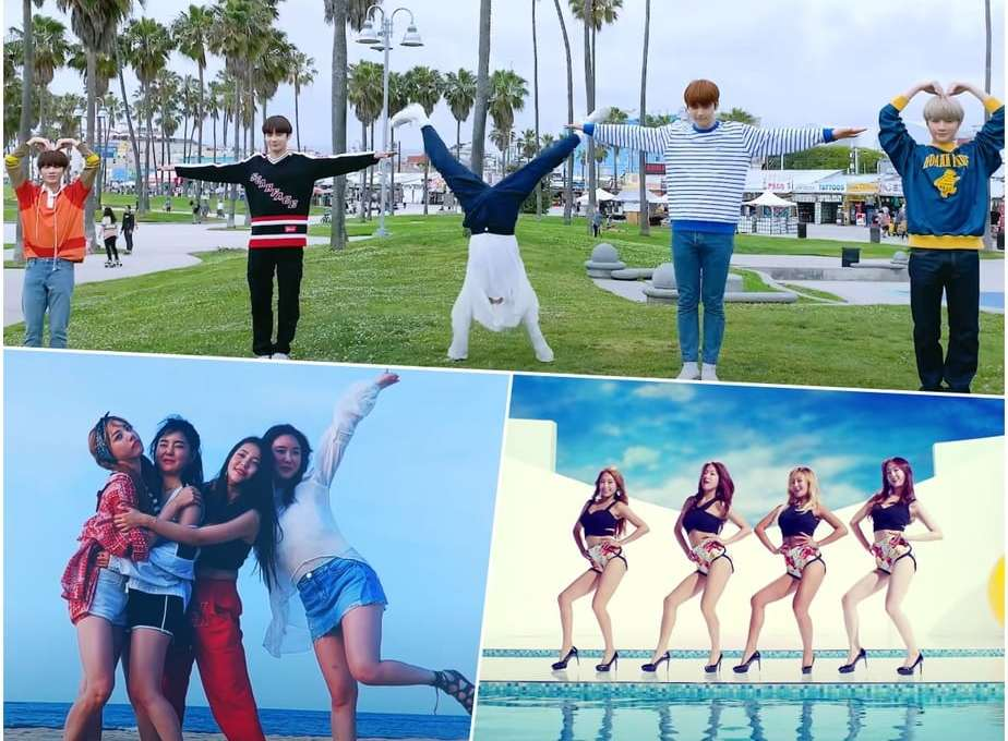 K-Pop Songs That Deserve To Be On Your Summer Playlist