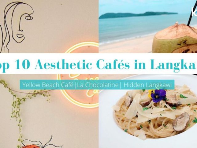 Check Out The Most Aesthetic Cafés In Langkawi