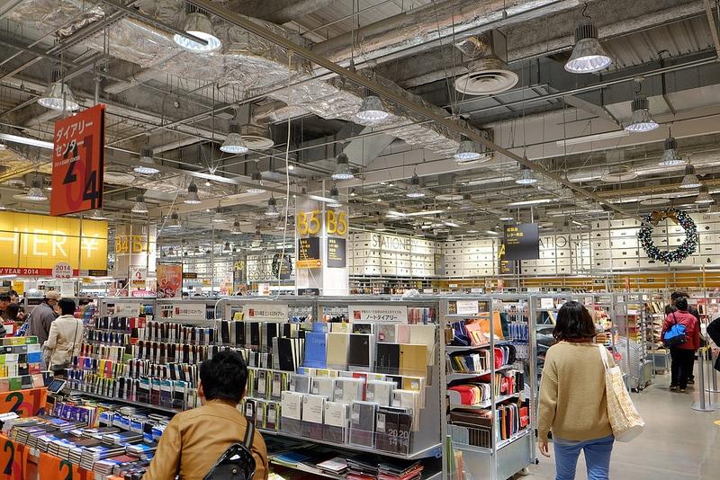 Tokyo, Japan: Loft Stationery Store
