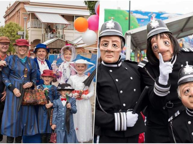 A Mary Poppins Festival Exists In This City In Australia And It's All Sorts Of Magical!