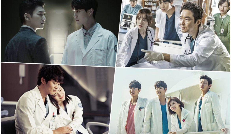 Medical K-Dramas To Watch If You Miss Hospital Playlist