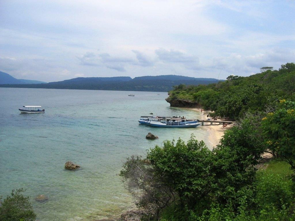 Bali, Indonesia: Menjangan Island