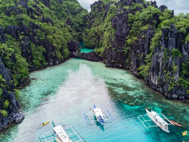 El Nido, Coron, and Puerto Princesa Make Palawan Among Best Islands in the World