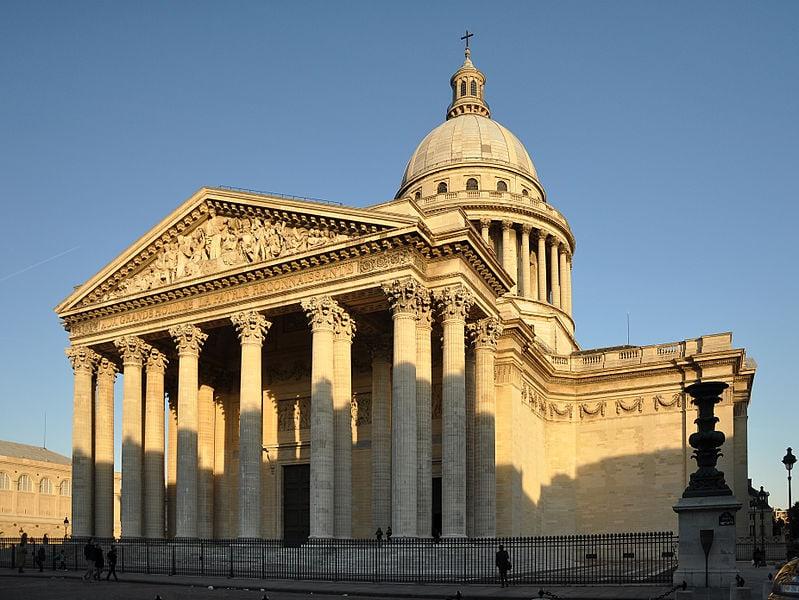 Paris Museums and Monuments: The Panthéon