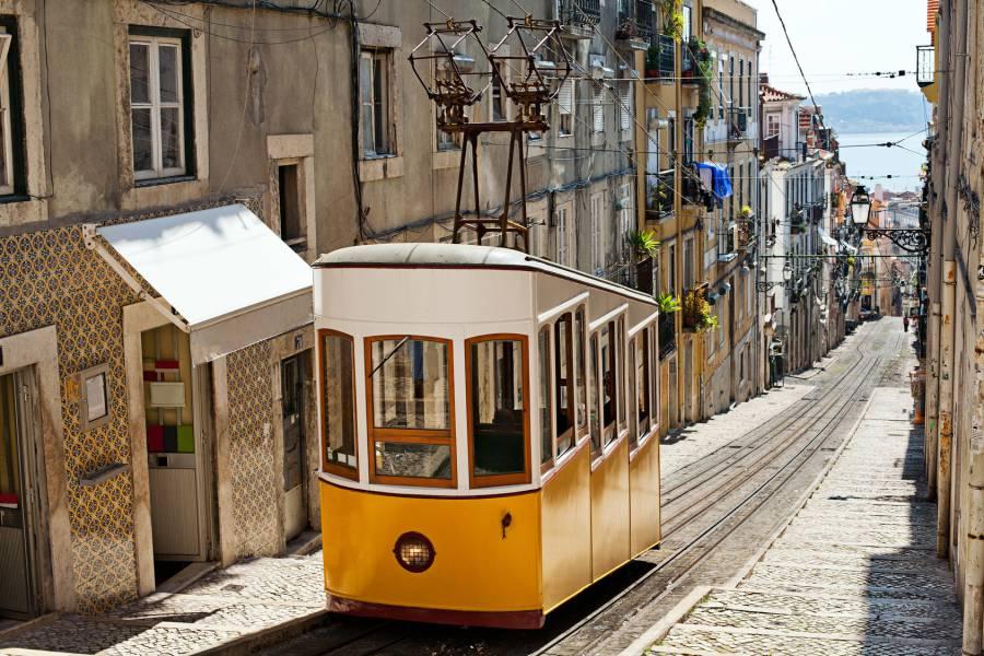 Hop aboard Tram 28: Lisbon, Portugal
