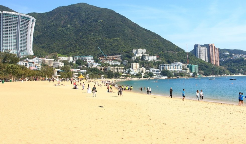 Top Hong Kong Island Attractions: Repulse Bay