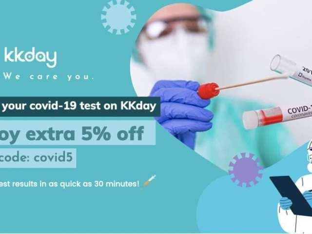 Precautions And Procedures For COVID-19 Testing Disclosed: 5 minutes To Complete Online Registration