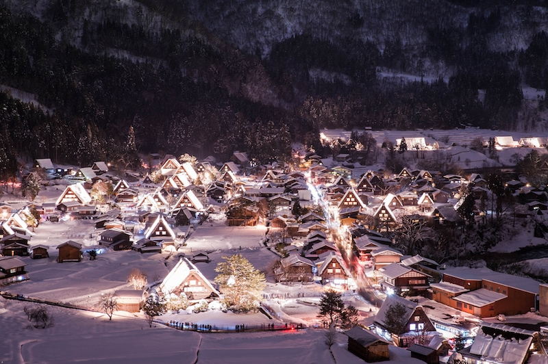 Where to Travel in Japan During Winter