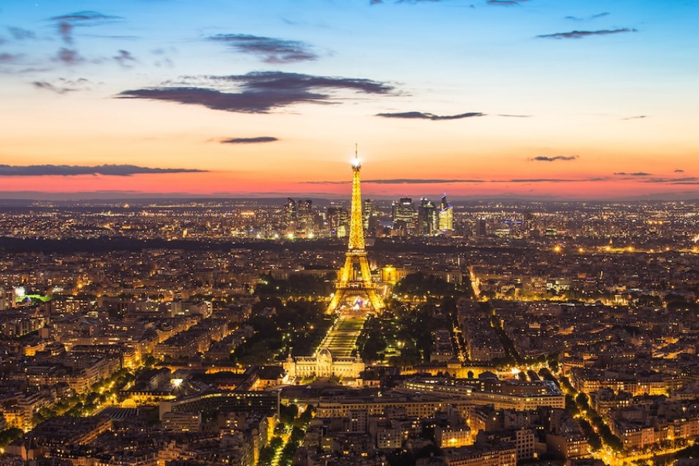 Romantic New Year's Eve Vacation Ideas for Couples: Paris