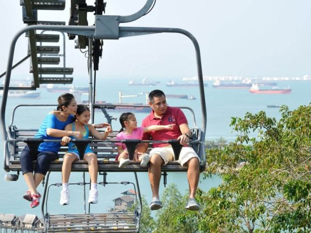 Skyride Sentosa Wants You To Enjoy the Singapore Skyline
