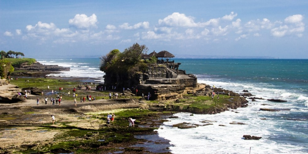 Bali, Indonesia: Tanah Lot
