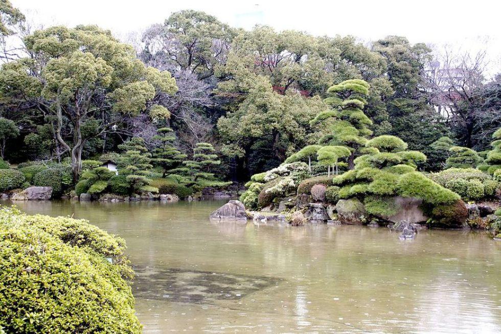 Tennoji, Osaka: Tennoji Park