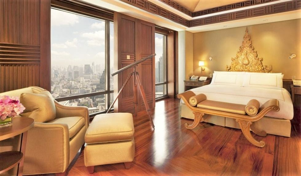 Top Places to Stay in Bangkok for Nightlife: The Peninsula Bangkok