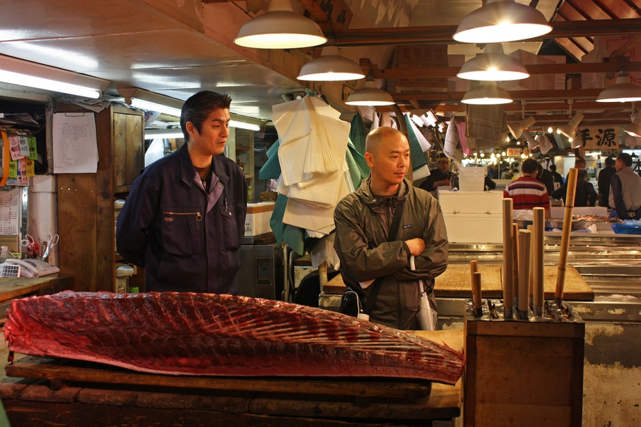 Everything You Need to Know about Tokyo's Tsukiji Fish Market
