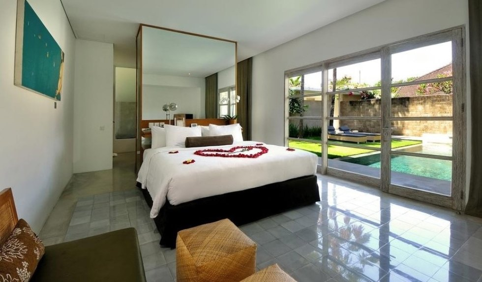 places to stay for couples, seminyak