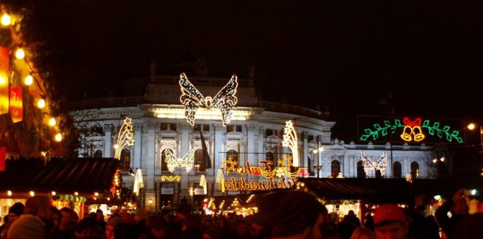 Best Christmas Markets in Europe: Viennese Christmas Market