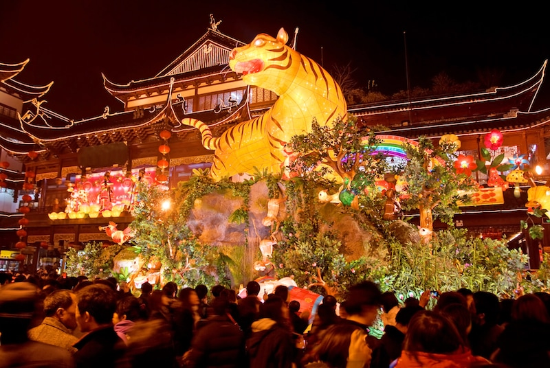 Spend Your Chinese New Year in Shanghai