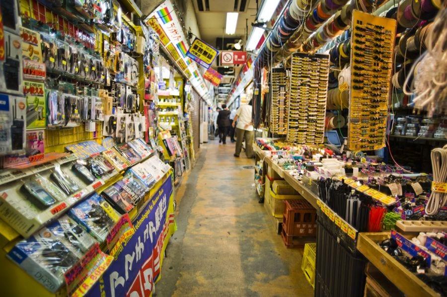 Guide to Tokyo's Shopping Districts: Akihabara