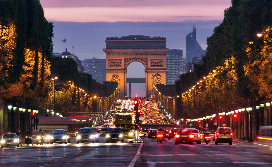 Paris Museums and Monuments: The Arc de Triomphe
