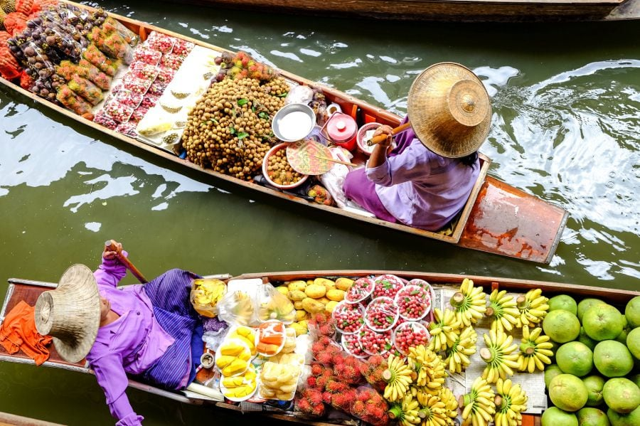 Holy Week Getaways: Bangkok, Thailand
