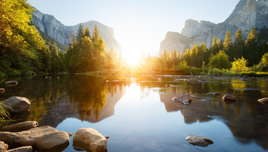 Best Yoga Retreat Destinations: Yosemite National Park, California