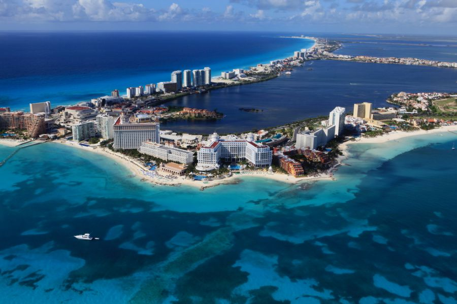 Top Spring Break Destinations for College Students: Cancun, Mexico