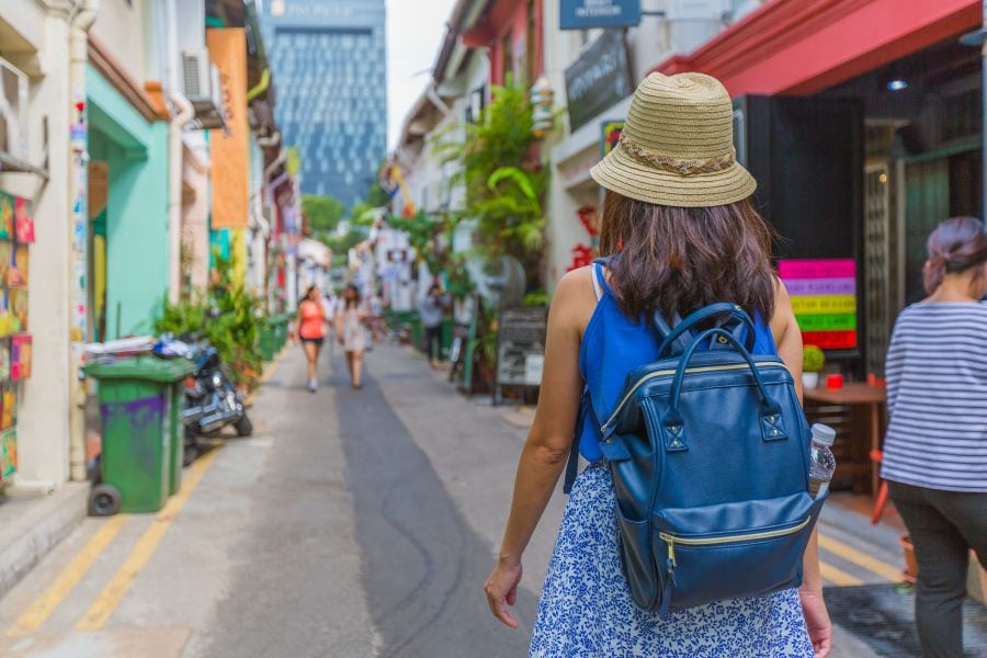 Best Places to Shop in Singapore: Haji Lane