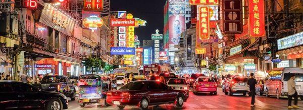 Bangkok, Thailand: Pratunam Nightlife