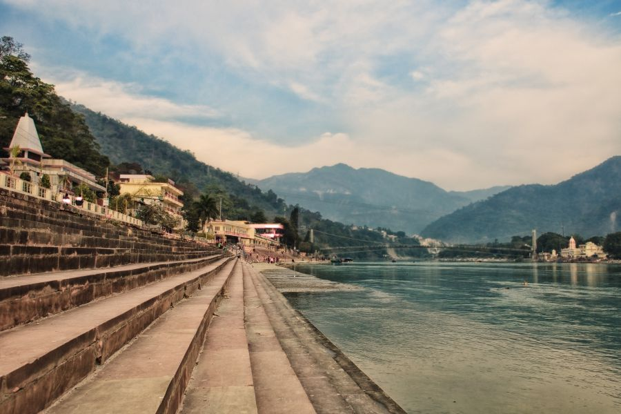 Best Yoga Retreat Destinations: Rishikesh, India