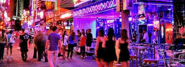 Bangkok, Thailand: Sukhumvit Nightlife