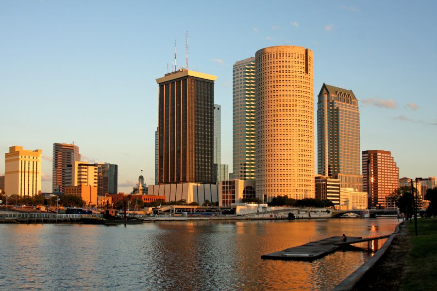 Top Spring Break Destinations for College Students: Tampa Bay, Florida
