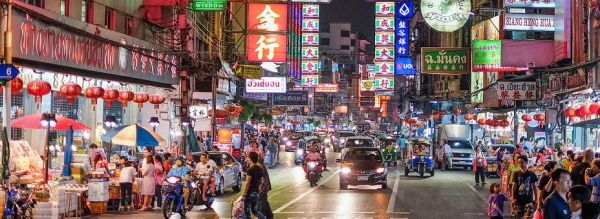 Bangkok, Thailand: Thonburi Nightlife