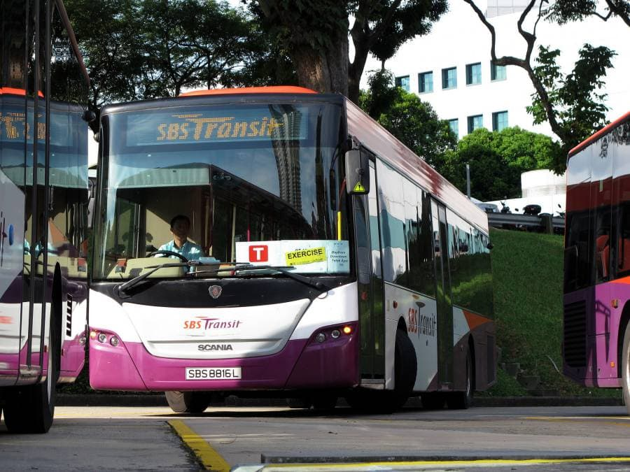 SBS Bus (image via SgTransport, Flickr)