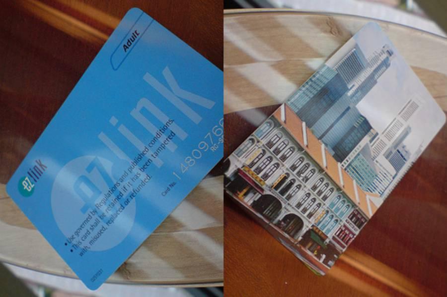 EZ-Link card (image via Kalleboo, Wikipedia)