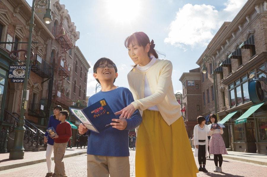 Universal Cool Japan 2018: Detective Conan Rides