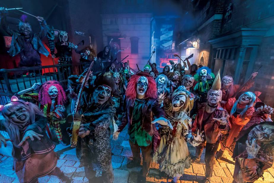 Halloween Horror Nights 2020 Japan Your Guide to Universal Studios Japan: Halloween Horror Night 2018