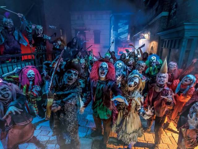 Your 2018 Guide to Universal Surprise Halloween at Universal Studios Japan™