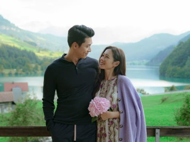 A K-Drama Fan's Ultimate Guide To 'Crash Landing On You' Filming Locations In Switzerland