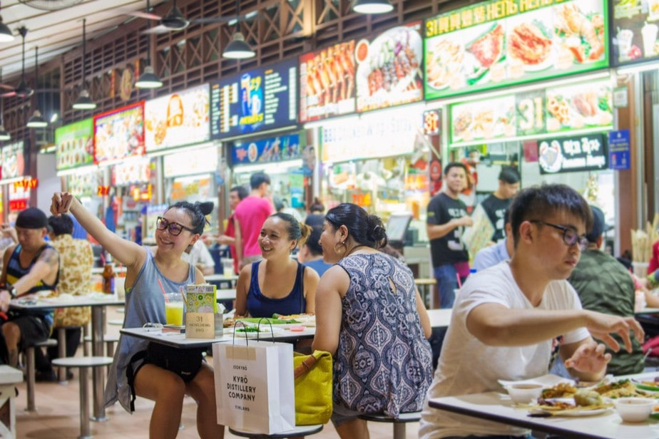 Eat Like A Local At These Hawker Centers In Singapore