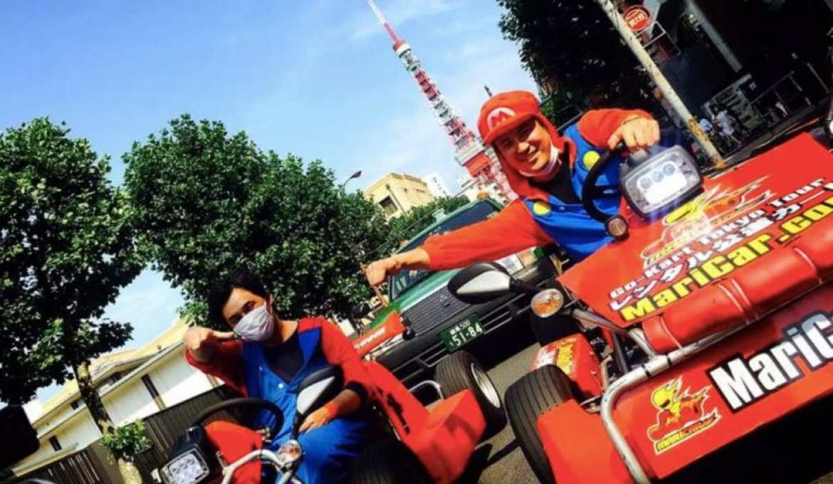 This Mario Kart Experience Will Rev Up Your Japan Trip