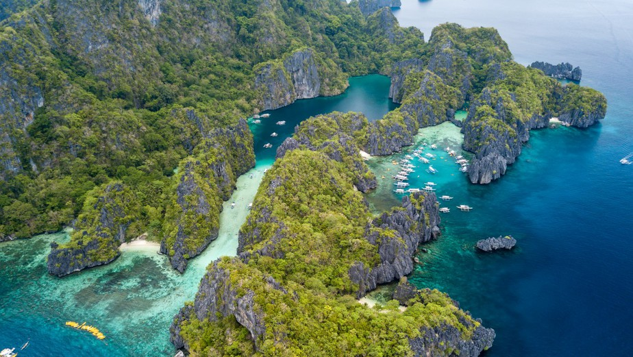 Breathtaking Islands To Visit In Palawan
