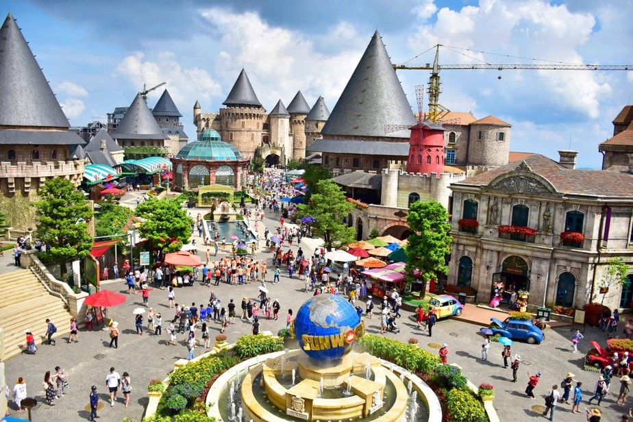 The Best Sights and Experiences In Sun World Ba Na Hills