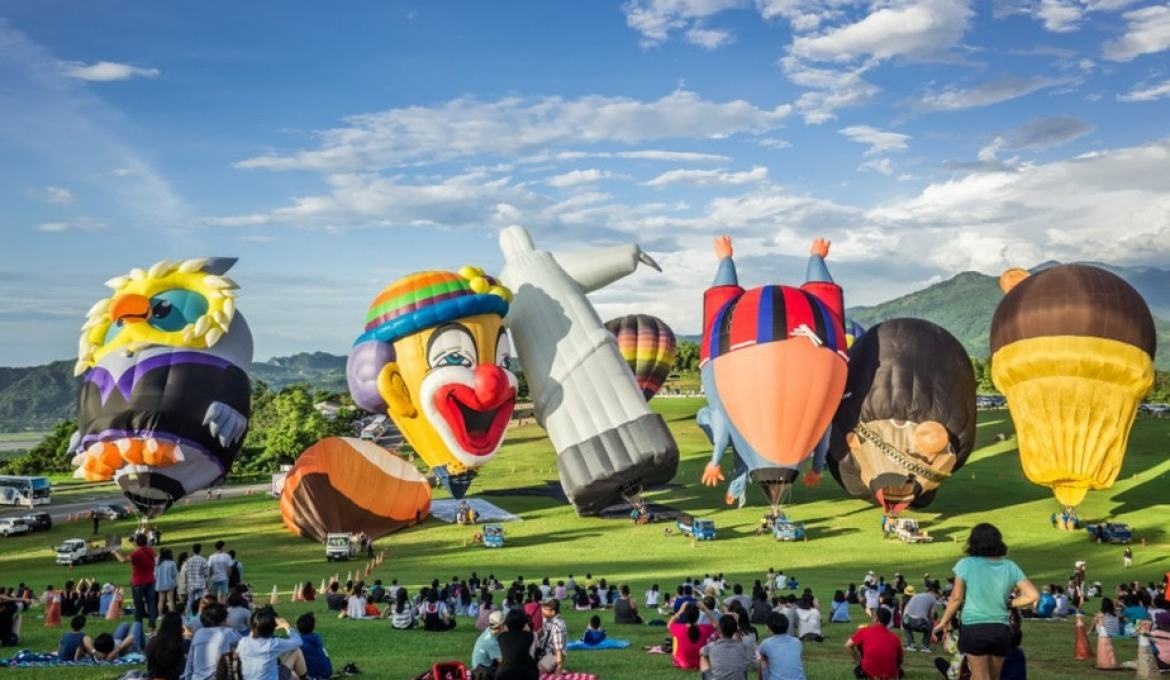 Hot Air Balloons and Winding Bike Paths: Awesome Things To Check Out and Try In Taitung