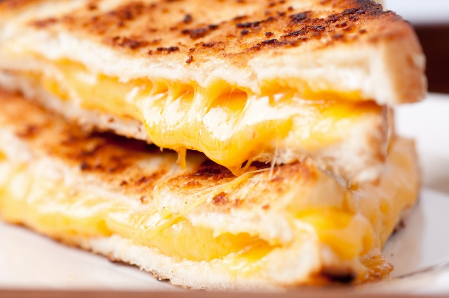food trends 2020 Grilled Cheese