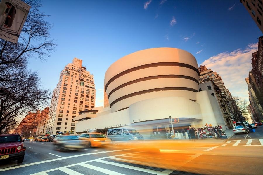 Solomon R. Guggenheim Museum Virtual Tour
