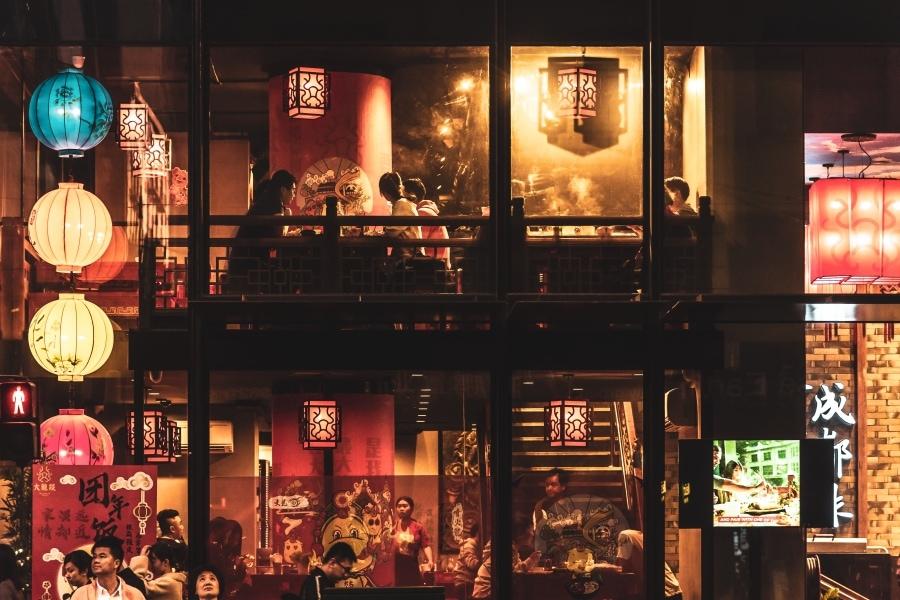 Melbourne Chinatown Restaurant
