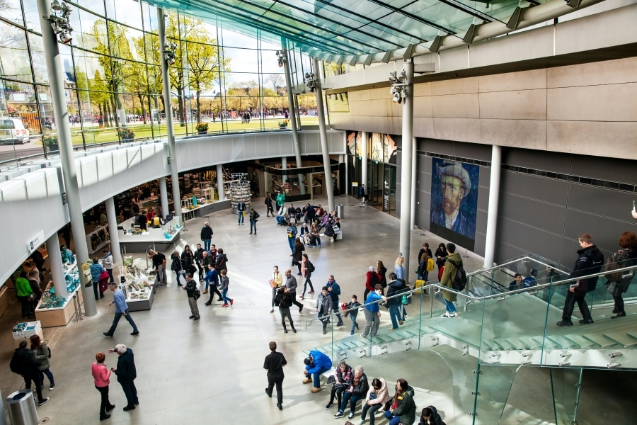 Visit the Van Gogh Museum Amsterdam Virtual Tour