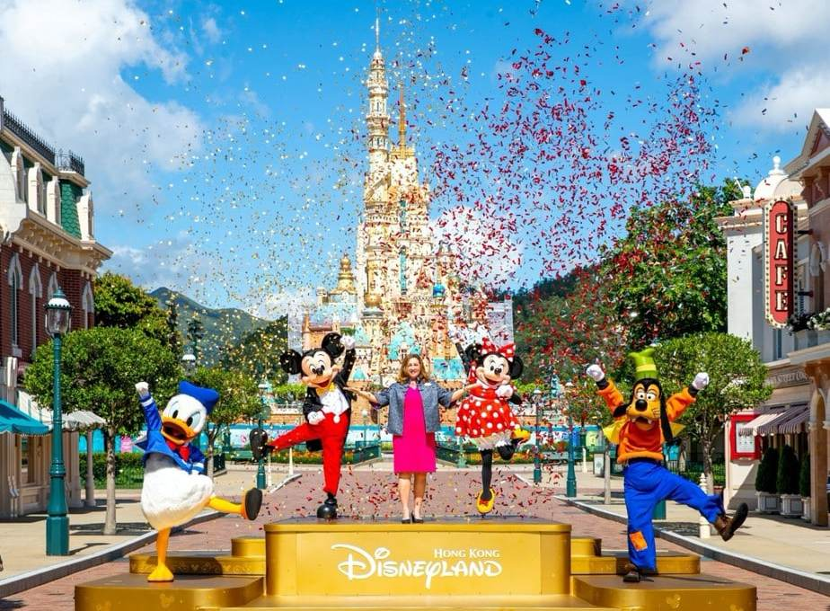 Hong Kong Disneyland Reopens With Joyous Fanfare, Health And Safety Measures In Check