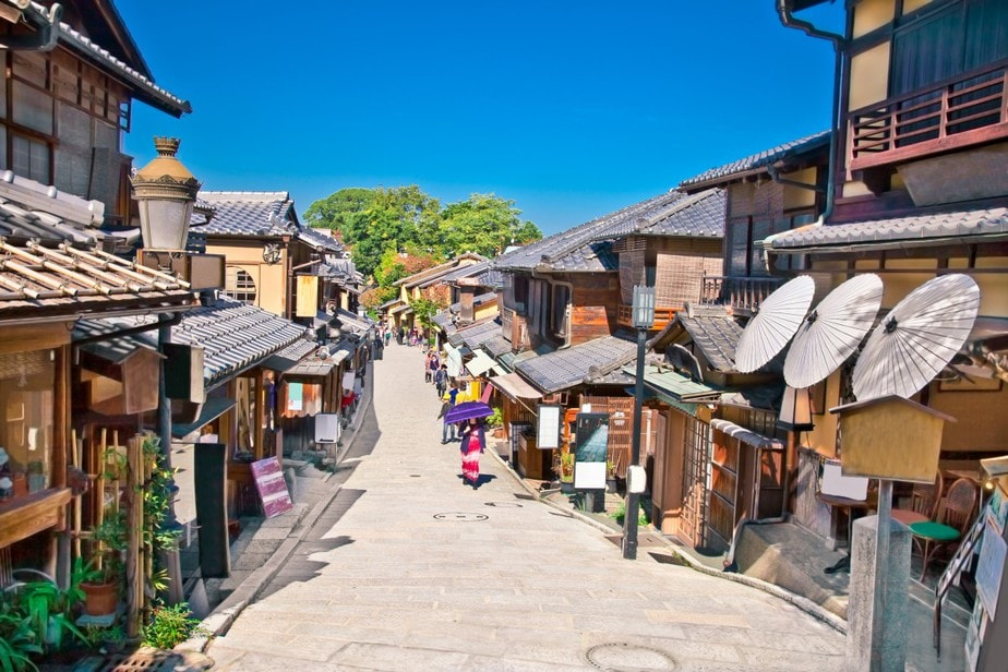 Kyoto's Gion District Bans Photography On Private Roads