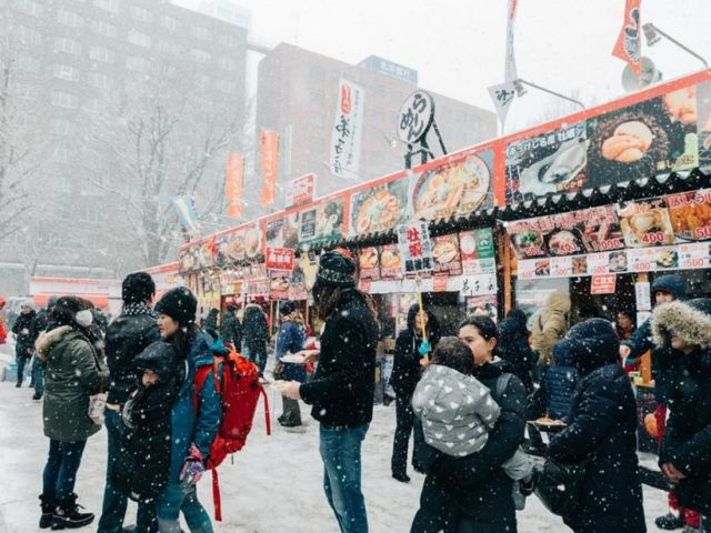 A Beginner's Rough Guide to Visiting Sapporo in Winter